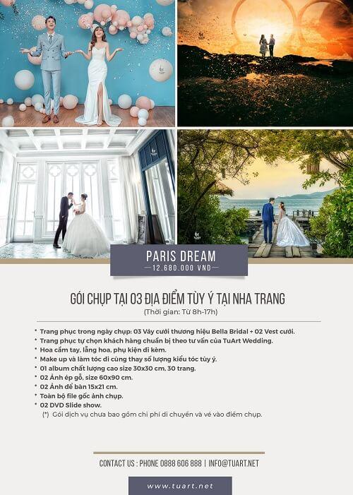 Bảng giá chụp hình cưới của Tuart Wedding tại Nha Trang - hình ảnh 3