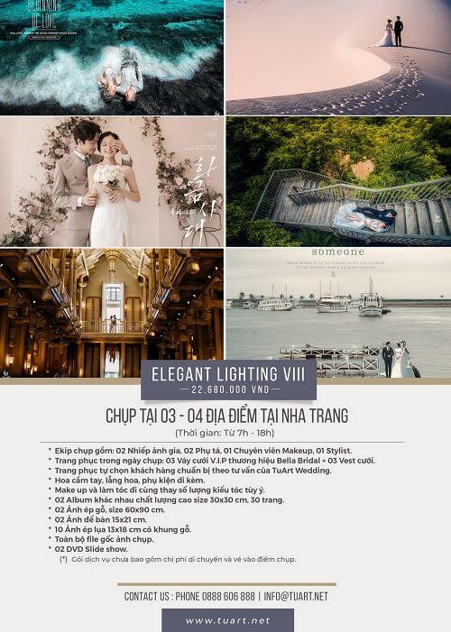 Bảng giá chụp hình cưới của Tuart Wedding tại Nha Trang - hình ảnh 5