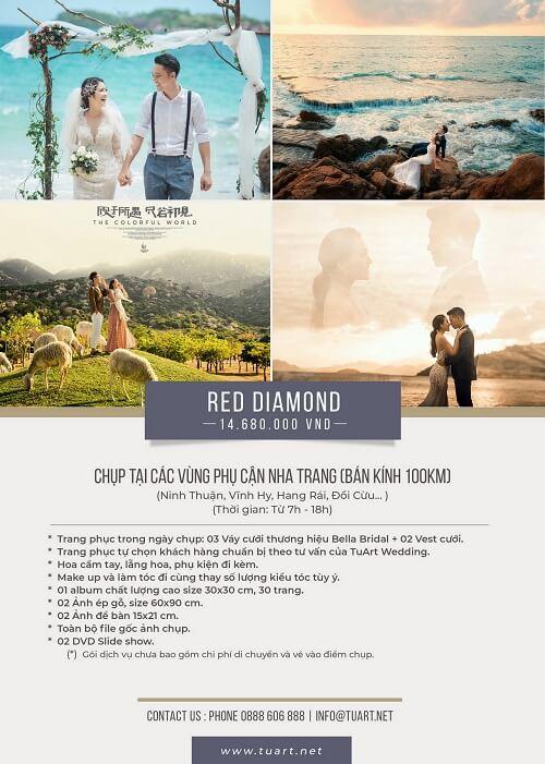 Bảng giá chụp hình cưới của Tuart Wedding tại Nha Trang - hình ảnh 6