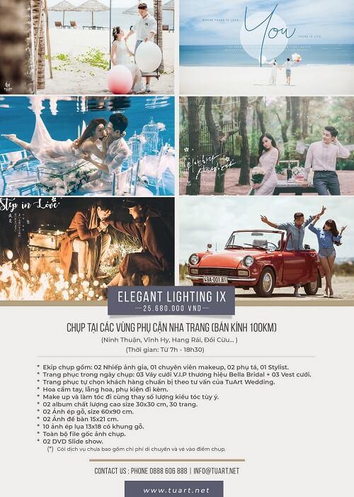 Bảng giá chụp hình cưới của Tuart Wedding tại Nha Trang - hình ảnh 7