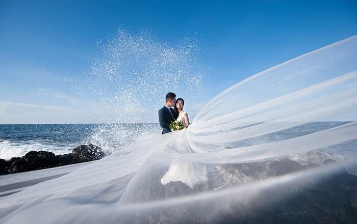 Gợi ý địa điểm chụp ảnh cưới lãng mạn cho các cặp đôi miền Nam - Hình ảnh 1