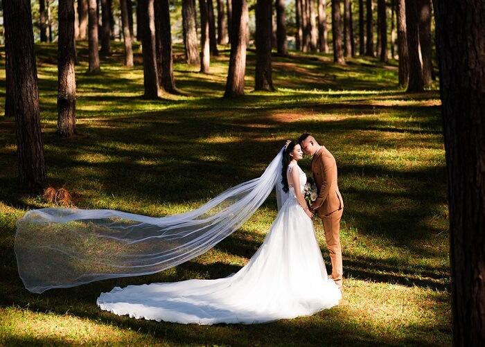 Gợi ý địa điểm chụp ảnh cưới lãng mạn cho các cặp đôi miền Nam - Hình ảnh 14