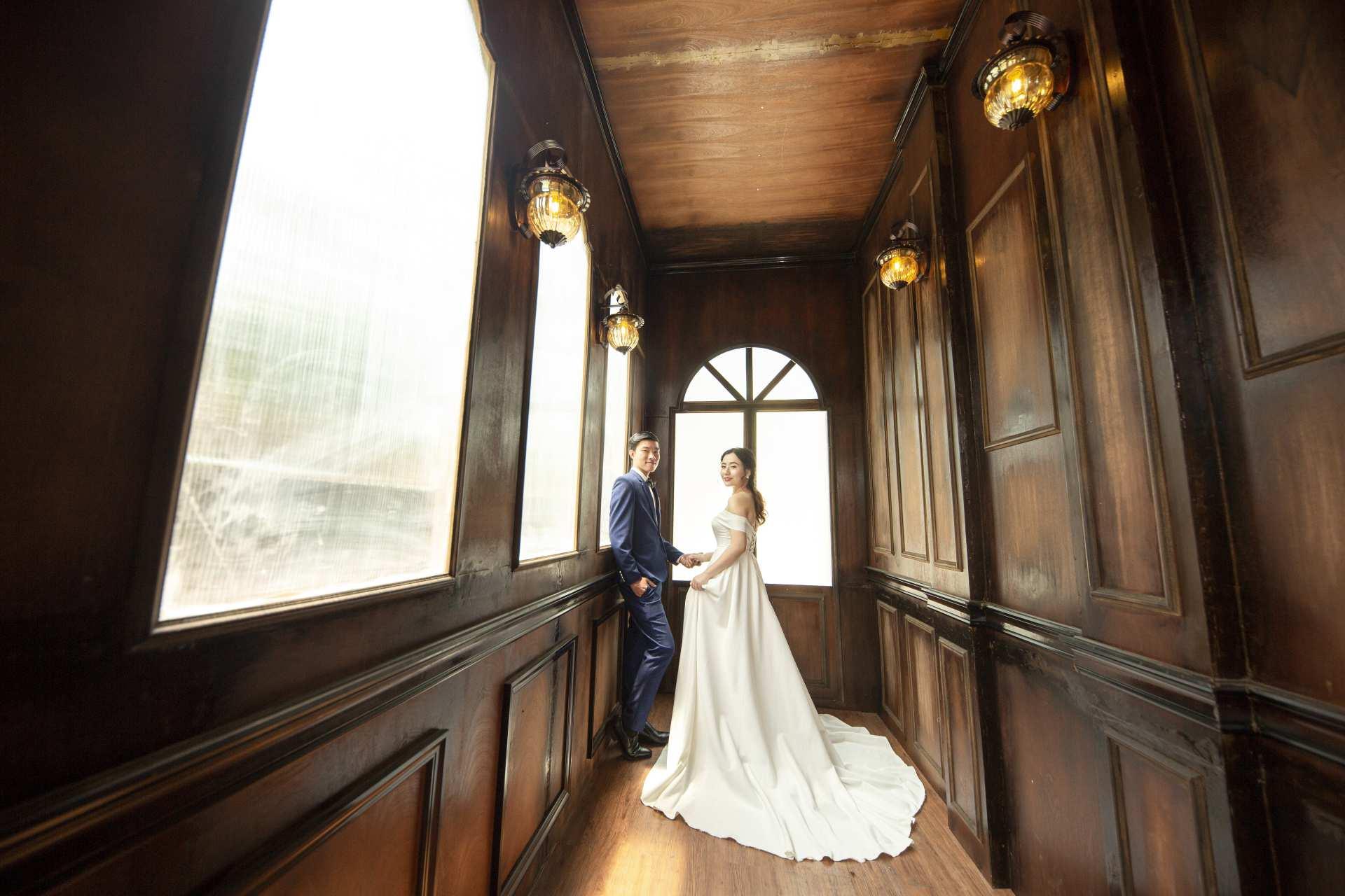 phim trường chụp ảnh cưới Alibaba - Ảnh 2