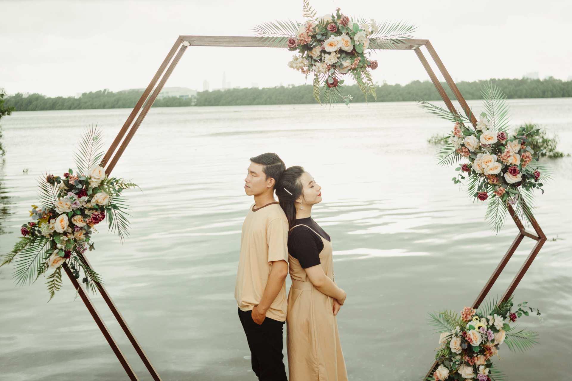 phim trường chụp ảnh cưới Alibaba - Ảnh 1