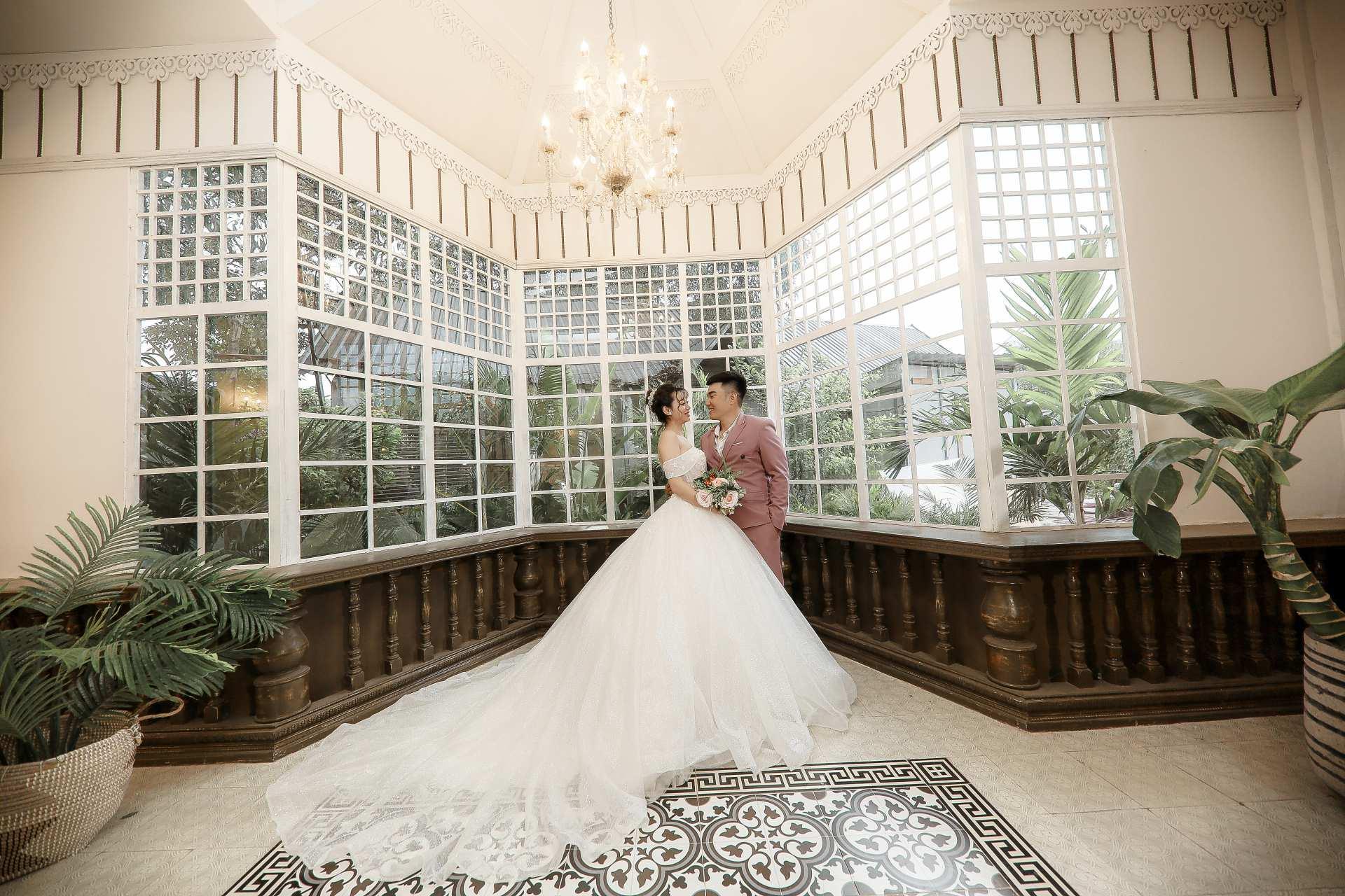 phim trường chụp ảnh cưới Alibaba - Ảnh 3