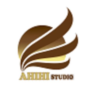 Logo Ahihi Studio