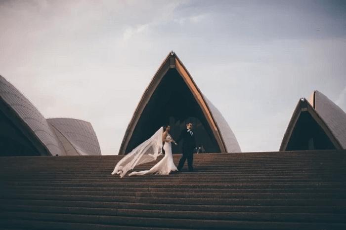 Những điểm chụp ảnh cưới được yêu thích ở nước ngoài - Ảnh 1