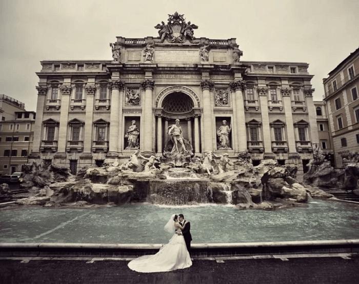 Những điểm chụp ảnh cưới được yêu thích ở nước ngoài - Ảnh 3