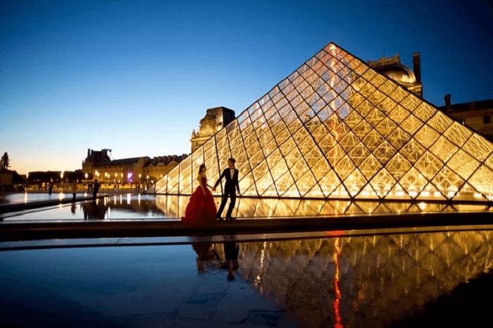 Những điểm chụp ảnh cưới được yêu thích ở nước ngoài - Ảnh 4