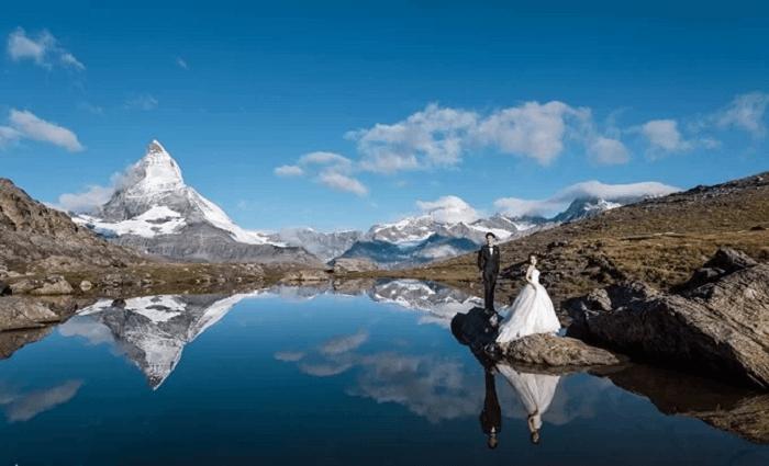 Những điểm chụp ảnh cưới được yêu thích ở nước ngoài - Ảnh 5