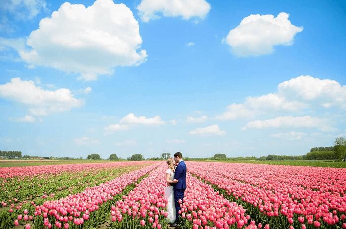 Những điểm chụp ảnh cưới được yêu thích ở nước ngoài - Ảnh 6
