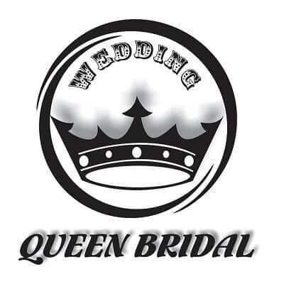 Logo Queen Bridal