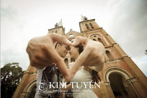 Top 10 Studio chụp ảnh cưới đẹp nhất TPHCM - Ảnh 13