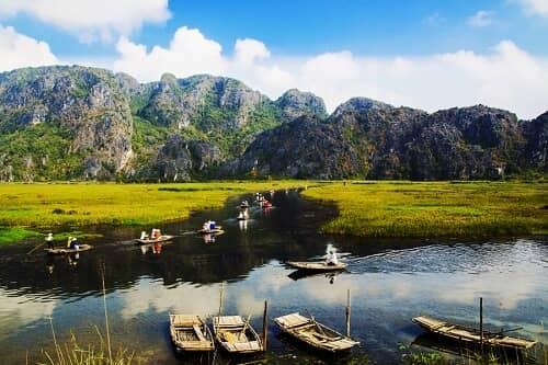 Những địa điểm chụp ảnh cưới đẹp nhất tại Ninh Bình - hình ảnh 3