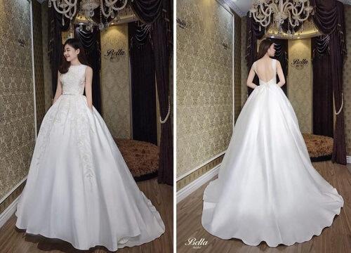 3 địa chỉ mua áo cưới giá rẻ tại TPHCM đẹp mà chất - hình ảnh 1
