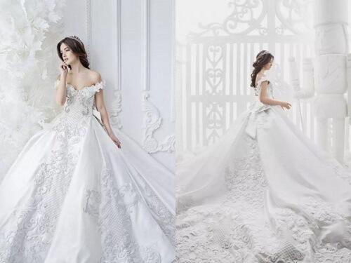 3 địa chỉ mua áo cưới giá rẻ tại TPHCM đẹp mà chất - hình ảnh 6