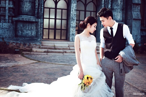 5 bí quyết giữ thần thái để có bộ ảnh cưới trong mơ - hình ảnh 5