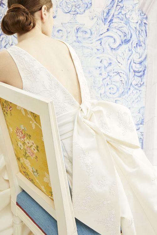 5 xu hướng váy cưới đẹp nhất trong mùa Thu – Đông 2019 - hình ảnh 1