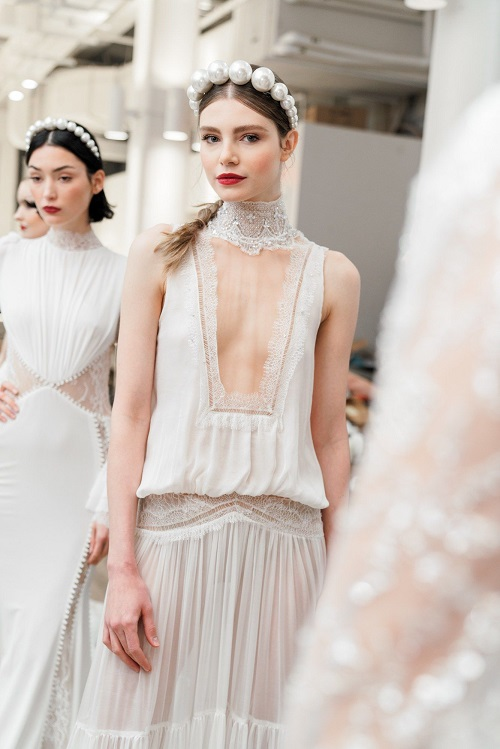 5 xu hướng váy cưới đẹp nhất trong mùa Thu – Đông 2019 - hình ảnh 19