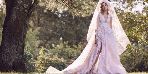 5 xu hướng váy cưới đẹp nhất trong mùa Thu – Đông 2019 - hình ảnh 3
