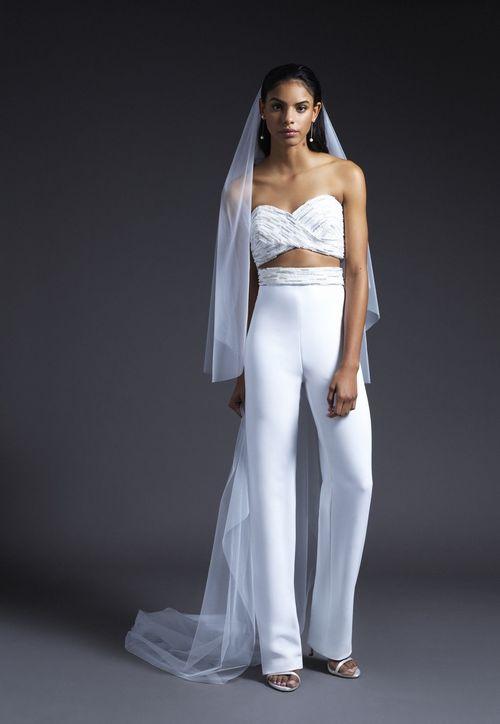 5 xu hướng váy cưới đẹp nhất trong mùa Thu – Đông 2019 - hình ảnh 5
