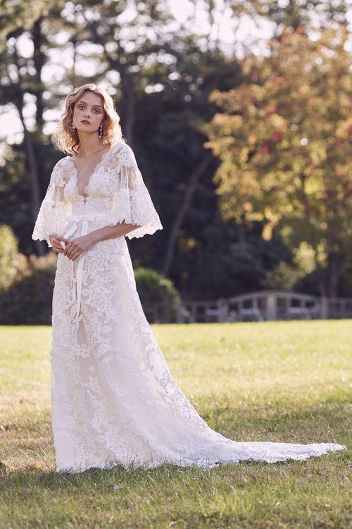 5 xu hướng váy cưới đẹp nhất trong mùa Thu – Đông 2019 - hình ảnh 8