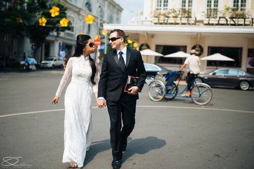 6 địa điểm chụp ảnh cưới rẻ mà vẫn đẹp long lanh ở Sài Gòn - hình ảnh 12