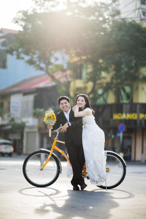 6 địa điểm chụp ảnh cưới rẻ mà vẫn đẹp long lanh ở Sài Gòn - hình ảnh 4