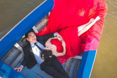 6 địa điểm chụp ảnh cưới rẻ mà vẫn đẹp long lanh ở Sài Gòn - hình ảnh 6