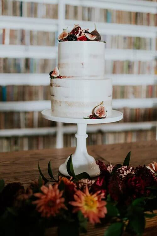 6 mẫu bánh cưới độc đáo cho năm 2019 - hình ảnh 7