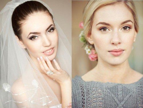 6 phong cách trang điểm cô dâu hot nhất 2019 - hình ảnh 1