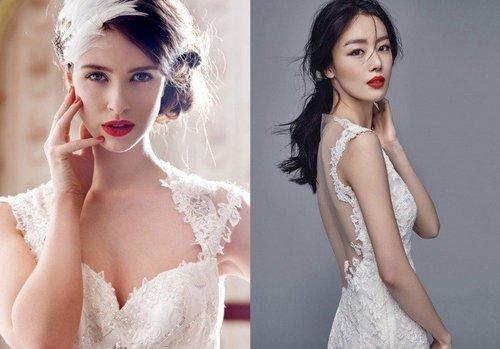 6 phong cách trang điểm cô dâu hot nhất 2019 - hình ảnh 3