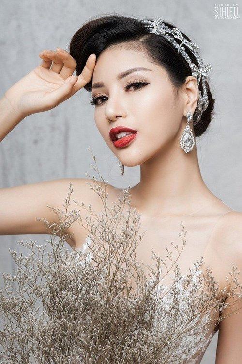 6 phong cách trang điểm cô dâu hot nhất 2019 - hình ảnh 5
