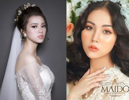 6 phong cách trang điểm cô dâu hot nhất 2019 - hình ảnh 6
