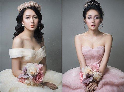 6 phong cách trang điểm cô dâu hot nhất 2019 - hình ảnh 7