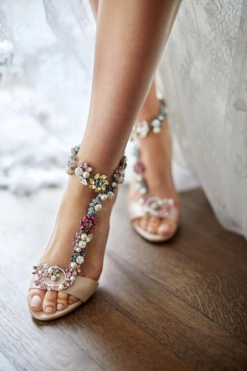 7 sai lầm cần tránh khi diện giày cưới - hình ảnh 5