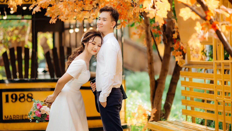 Studio chụp ảnh cưới đẹp ở TPHCM 02