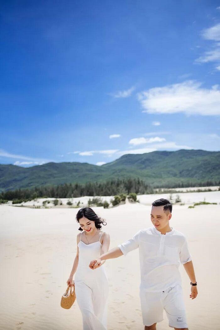 Ảnh cưới ở thiên đường Maldives Việt Nam đẹp tựa tranh vẽ - hình ảnh 1