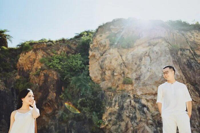 Ảnh cưới ở thiên đường Maldives Việt Nam đẹp tựa tranh vẽ - hình ảnh 10