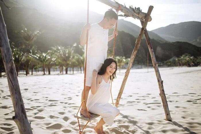 Ảnh cưới ở thiên đường Maldives Việt Nam đẹp tựa tranh vẽ - hình ảnh 11