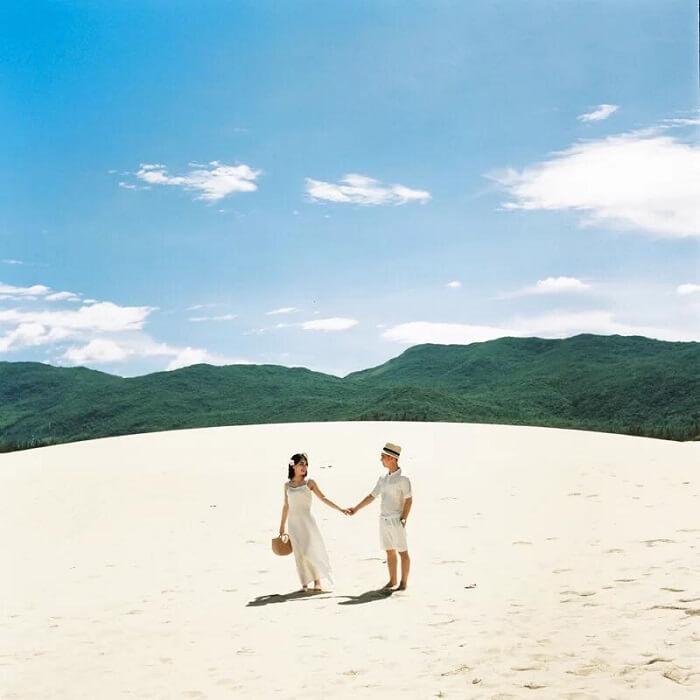 Ảnh cưới ở thiên đường Maldives Việt Nam đẹp tựa tranh vẽ - hình ảnh 3