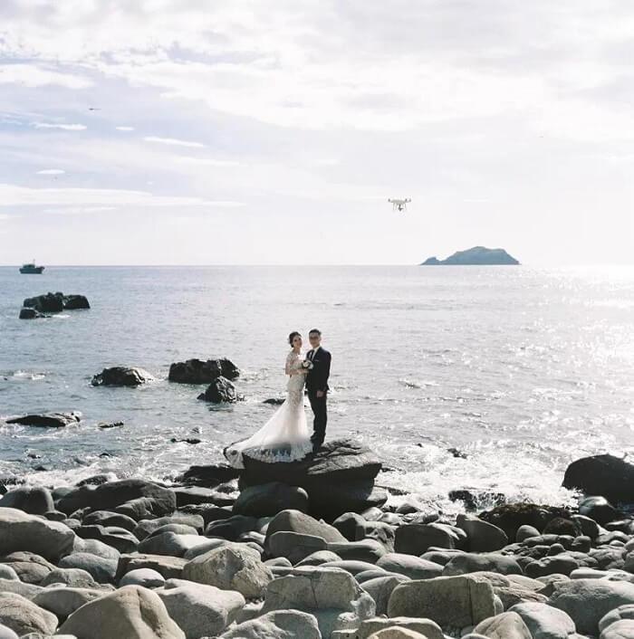 Ảnh cưới ở thiên đường Maldives Việt Nam đẹp tựa tranh vẽ - hình ảnh 7