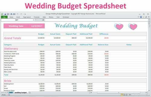 Bảng dự trù chi phí đám cưới 2019 - hình ảnh 19
