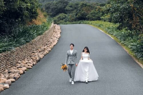 Bộ ảnh cưới được chụp tại 4 điểm cực hot ở Đà Nẵng - hình ảnh 16