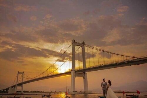 Bộ ảnh cưới được chụp tại 4 điểm cực hot ở Đà Nẵng - hình ảnh 21
