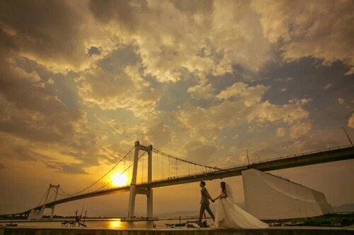 Bộ ảnh cưới được chụp tại 4 điểm cực hot ở Đà Nẵng - hình ảnh 22