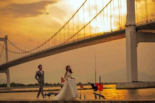 Bộ ảnh cưới được chụp tại 4 điểm cực hot ở Đà Nẵng - hình ảnh 23