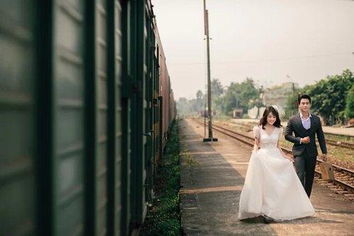 Bộ ảnh cưới được chụp tại 4 điểm cực hot ở Đà Nẵng - hình ảnh 4