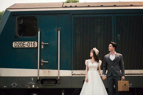 Bộ ảnh cưới được chụp tại 4 điểm cực hot ở Đà Nẵng - hình ảnh 1