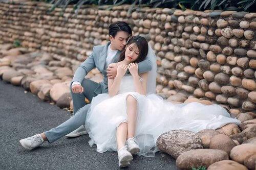 Bộ ảnh cưới được chụp tại 4 điểm cực hot ở Đà Nẵng - hình ảnh 19